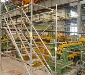 Fabrica Ternium Pesqueria, Monterrey, Mexico