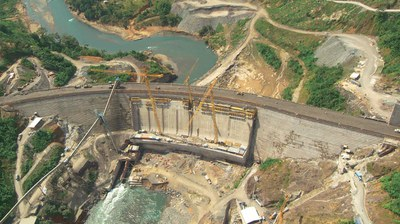 Barragem Hidrelétrica Changuinola I, Panamá