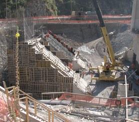 Barragem Hidrelétrica La Higuera, San Fernando, Chile