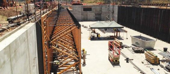 Estação de tratamento de águas McCosker, Austrália