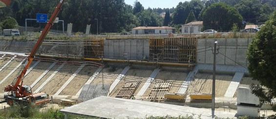 Alargamento e Beneficiação da A1, Vila Nova de Gaia, Portugal