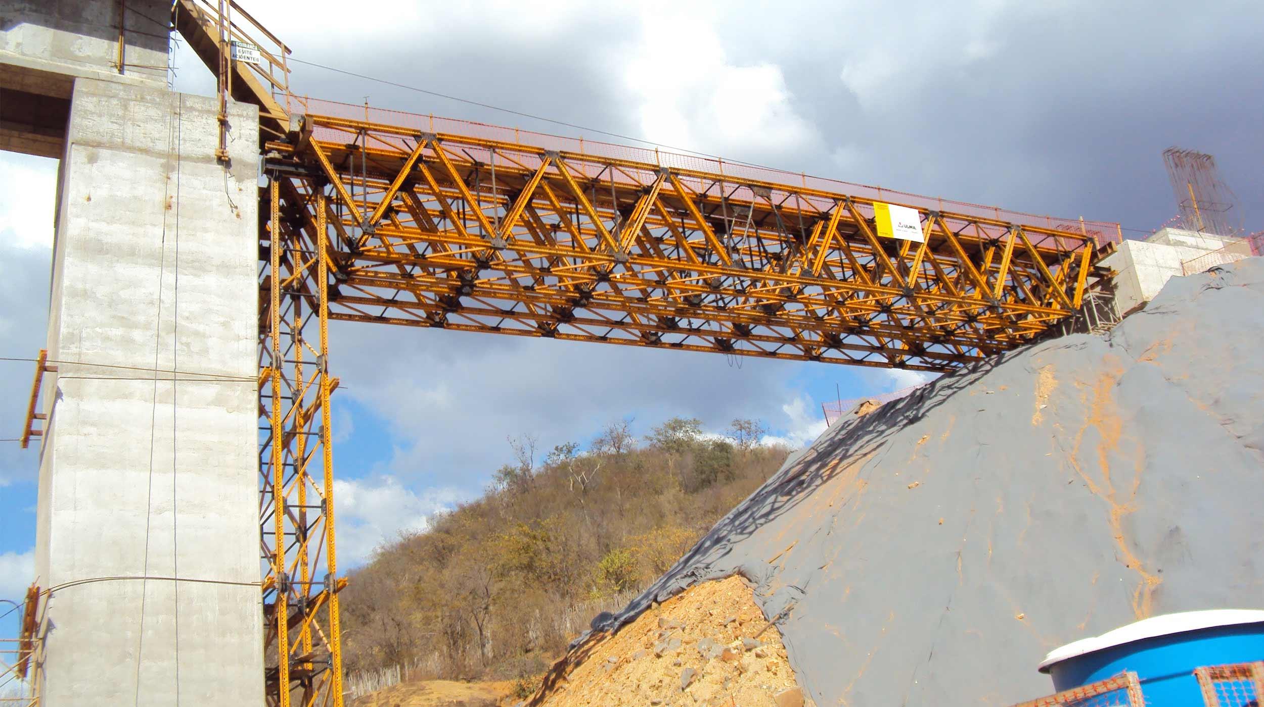 Um dos mais importantes projetos para melhoria no escoamento logístico do país.