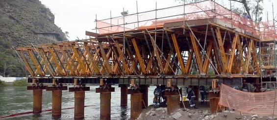 Ponte Estaiada Metrô Linha 4, Rio de Janeiro, Brasil