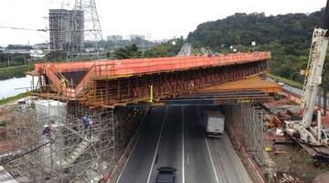 Ponte Laguna Panamby, São Paulo, Brasil