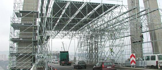 Ponte de Figueira da Foz, Lisboa, Portugal