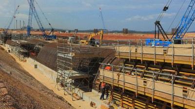 Terminal de Exportação de Carbono Wiggins Island, Gladstone, Austrália