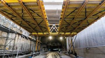 Túnel Brisbane City Council's Legacy Way, Australia