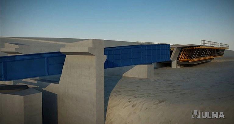 Ponte Empurrada