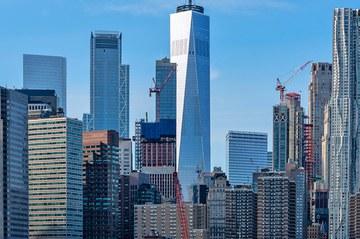 A construção da torre 130 William redefinirá a paisagem urbana de Manhattan