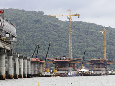 Ponte de Laguna, Santa Catarina-SC, Brasil
