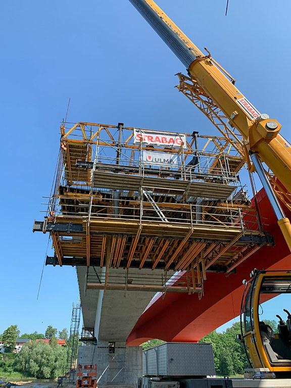 Ponte MS-4B sobre o rio Odra, Polônia